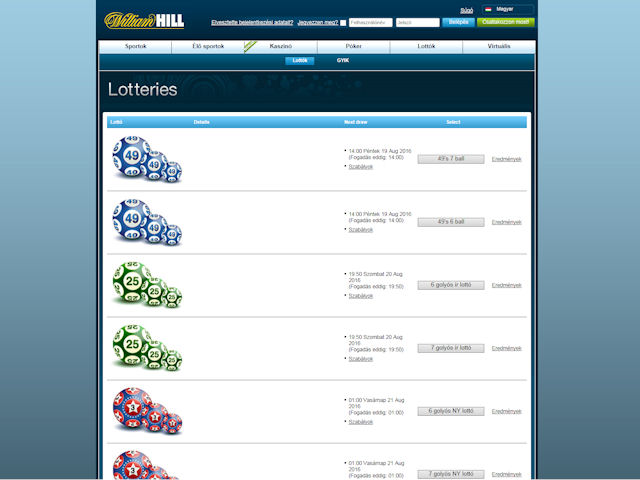 William Hill screenshot 4