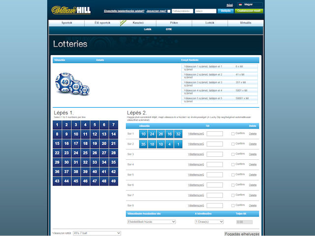 William Hill screenshot 5